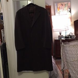 Men's Brooks Brothers coat